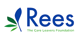 Rees the Care Leavers Foundation Logo